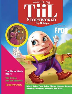 Tiil Storyworld Magazine (Book Edition): Issue 2 (Paperback)
