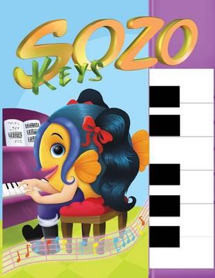 Sozo Keys: Self-Teaching Piano Game (Paperback)