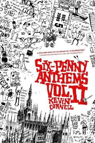 Six-Penny Anthems, Volume II. (Paperback)