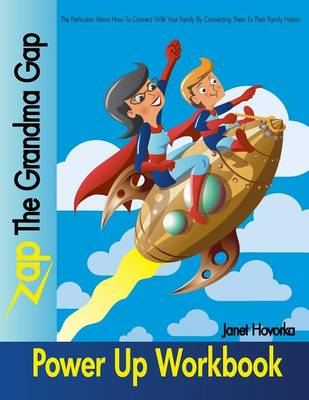 Zap The Grandma Gap Power Up Workbook (Paperback)