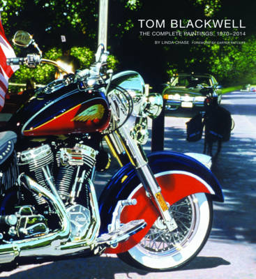 Tom Blackwell: The Complete Paintings, 1970-2014 (Hardback)