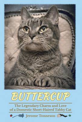 Buttercup - The Legendary Charm and Love of a Domestic Short-Haired Tabby Cat (Hardback)