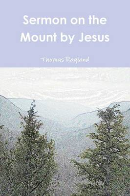 Sermon on the Mount by Jesus (Paperback)