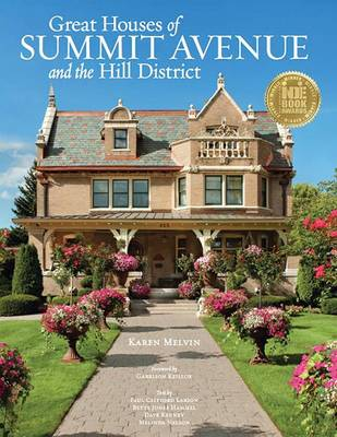 Great Houses of Summit Avenue and the Hill District (Hardback)