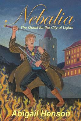 Nebalia: The Quest for the City of Lights (Paperback)