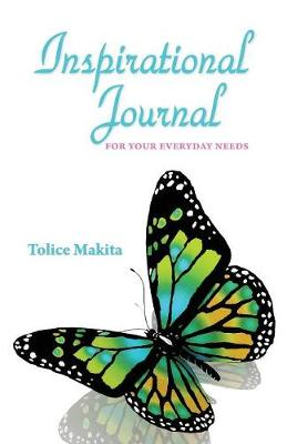 Inspirational Journal for Your Everyday Needs (Paperback)