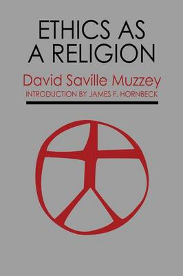 Ethics as a Religion (Paperback)