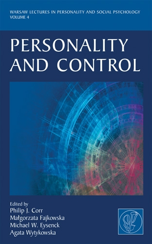 Personality and Control - EWP Warsaw Lectures in Personality and Social Psychology (Hardback)