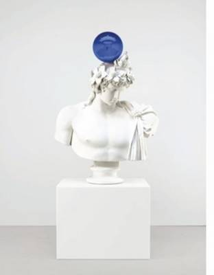 Jeff Koons: Gazing Ball (Hardback)