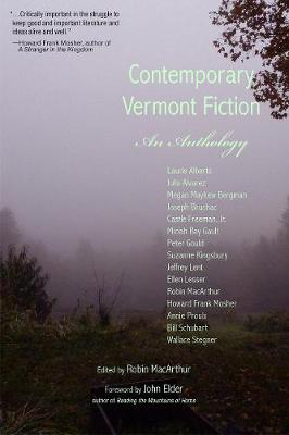 Contemporary Vermont Fiction: An Anthology (Paperback)