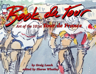 Book de Tour: Art of the 101st Tour de France (Paperback)