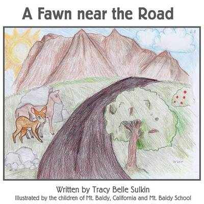 A Fawn near the Road (Paperback)