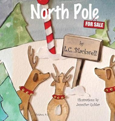 North Pole...for Sale (Hardback)