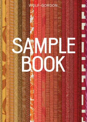 Sample Book, 50 Years of Interior Finishes (Hardback)