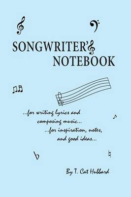 Songwriter's Notebook (Paperback)