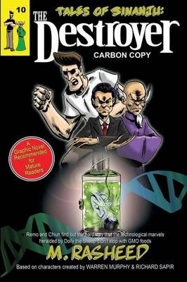 Tales of Sinanju: The Destroyer, Book Ten Carbon Copy (Paperback)