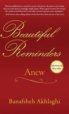 Beautiful Reminders: Anew (Hardback)