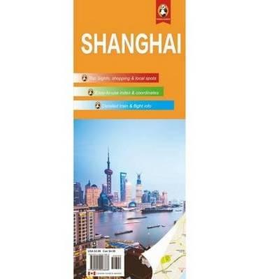 Shanghai Travel Map (Paperback)