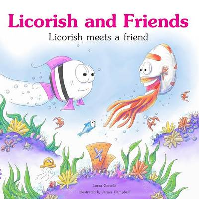 Licorish meets a friend (Paperback)