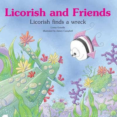 Licorish Finds a Wreck (Paperback)