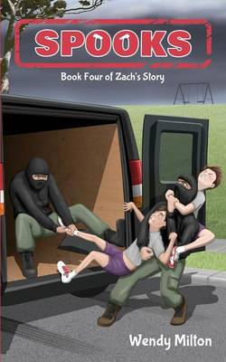 Spooks: Book Four of Zach's Story (Paperback)