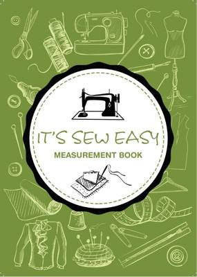 It's Sew Easy Measurement Book (Paperback)