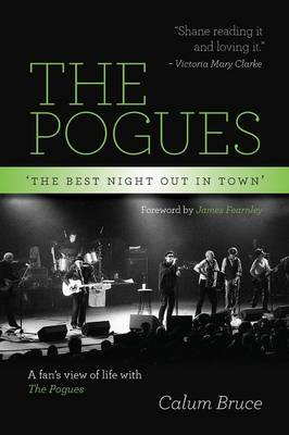 The Pogues - 'The best night out in town' (Paperback)