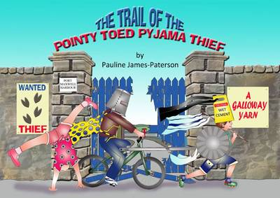The Trail of the Pointy Toed Pyjama Thief (Paperback)