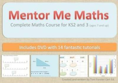 Mentor Me Maths: Complete Maths Course for KS2 and 3: Level 1 (Paperback)