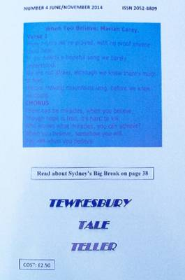 Tewkesbury Tale Teller - Tewkesbury Tale Teller 4 (Paperback)