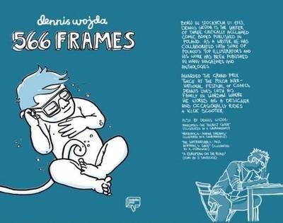 566 Frames (Paperback)
