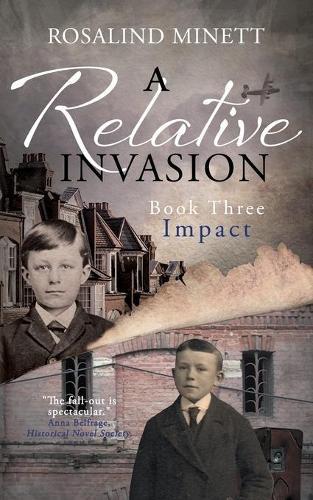 Impact - Relative Invasion 3 (Paperback)