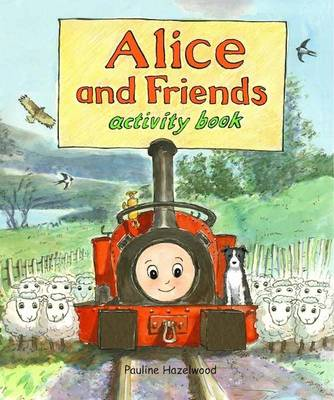 Alice and Friends Activity Book (Paperback)