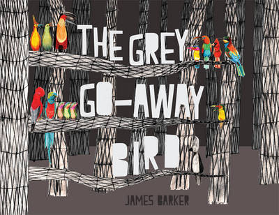 The Grey Go-Away Bird (Hardback)