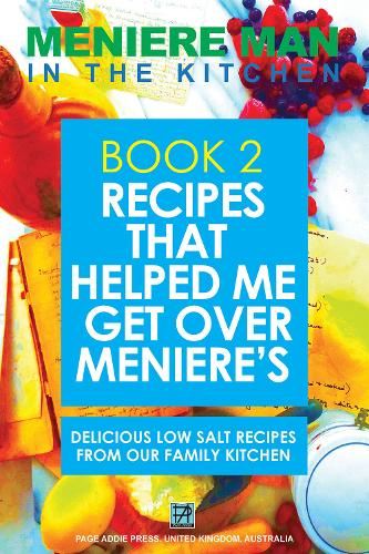 Meniere Man in the Kitchen (Paperback)