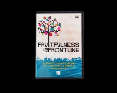 Fruitfulness on the Frontline: An Eight-Session Course for Disciples Who Want to Make a Difference Where They are (DVD video)