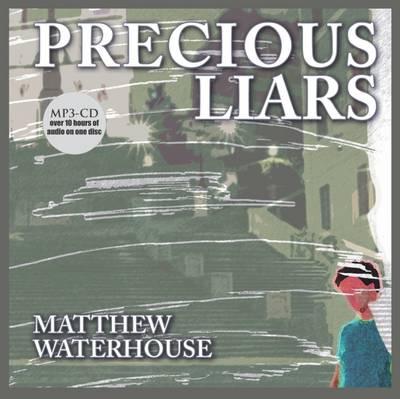 Precious Liars 2016 (CD-Audio)