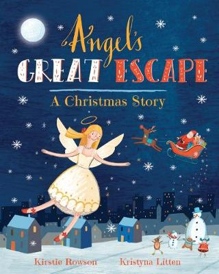 Angel's Great Escape: A Christmas Story (Paperback)
