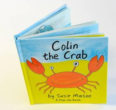 Colin the Crab (Hardback)