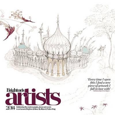 Brighton's Artists 2014 (Paperback)