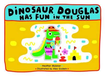Dinosaur Douglas Has Fun in the Sun (Paperback)