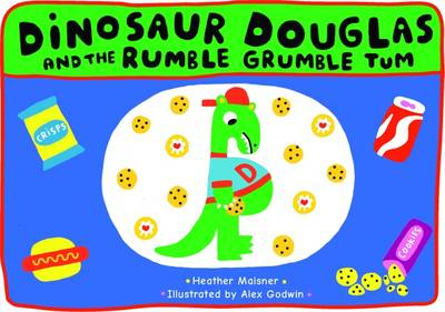 Dinosaur Douglas and the Rumble Grumble Tum (Paperback)
