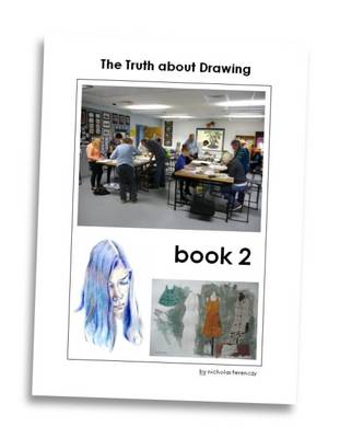 The Truth About Drawing: Book 2 (Paperback)