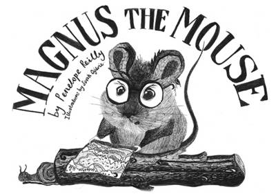 Magnus the Mouse (Paperback)