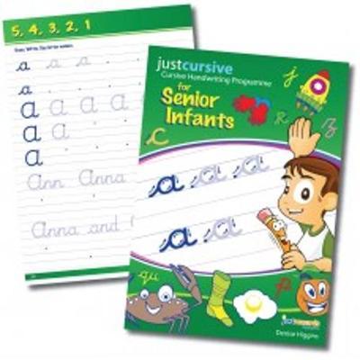 Just Cursive - Senior Infants (Paperback)