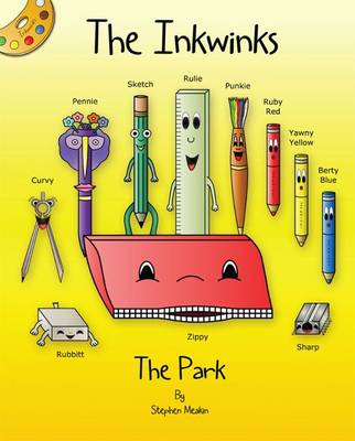 The Park Picture Storybook - The Inkwinks Activity Book Series 1 (Paperback)