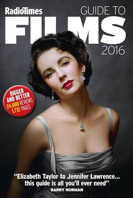 Radio Times Guide to Films 2016 (Paperback)