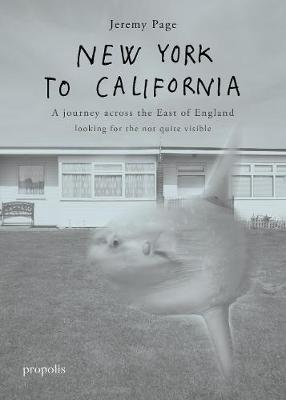 New York To California: A journey across the East of England searching for the not quite visible (Paperback)