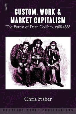 Custom, Work and Market Capitalism: The Forest of Dean Colliers, 1788-1888 (Paperback)