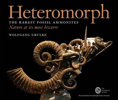 Heteromorph: The Rarest Fossil Ammonites: Nature at its Most Bizarre (Hardback)